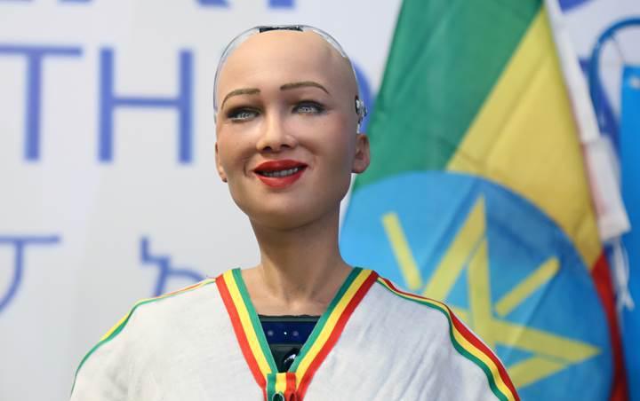 Robot Sophia'nın parçaları kayboldu, yeni öğrendiği dili konuşamadı