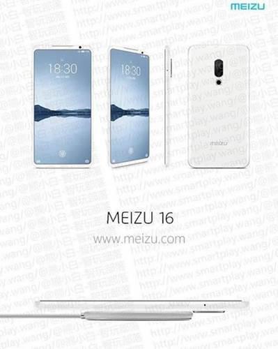 Meizu 16, 26 Ağustos'ta tanıtılacak