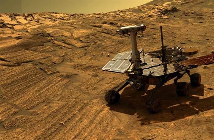 'Toz fırtınası' Mars'ı ele geçirdi: NASA'nın gözlem aracından hala haber alınamıyor