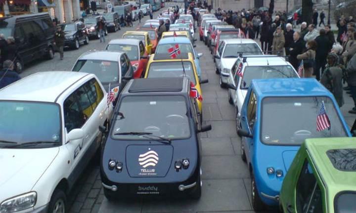 Yollardaki elektrikli otomobil sayısı 3 milyonu aştı