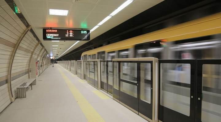 İstanbul metrosunda mobil internet dönemi başladı!