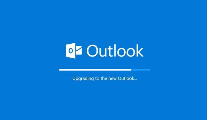 Microsoft nihayet Outlook.com'a gece modu özelliğini getiriyor