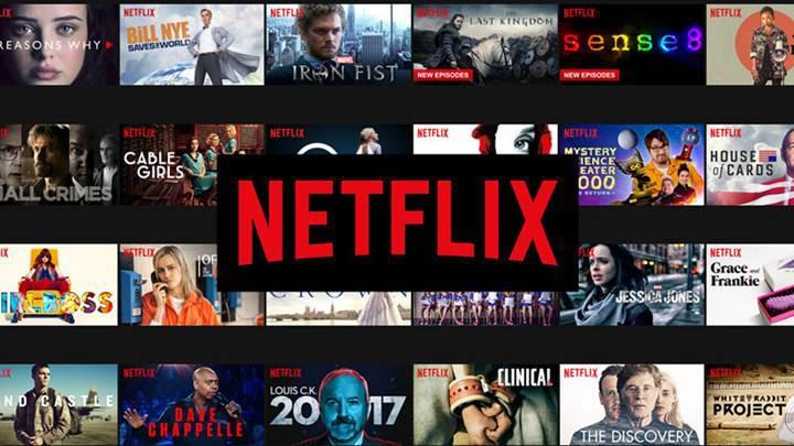 Netflix bu yıl içeriğe 12 milyar dolardan fazla harcayacak