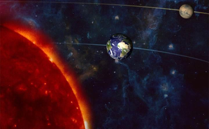 Mars, son 15 yıldaki en yakın konumuna geliyor