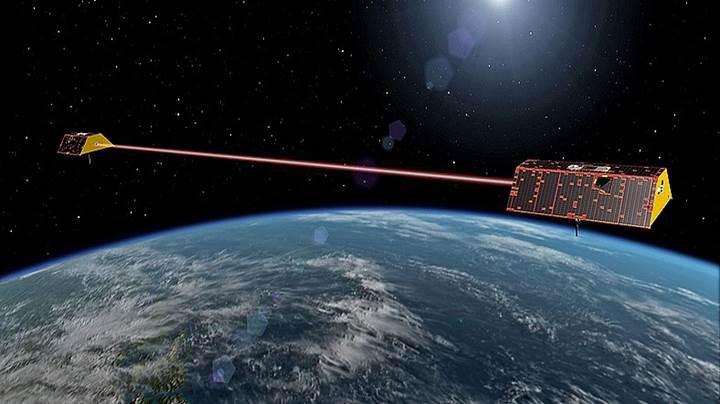 NASA ve Almanya'nın ikiz uydu sistemi GRACE-FO göreve hazır