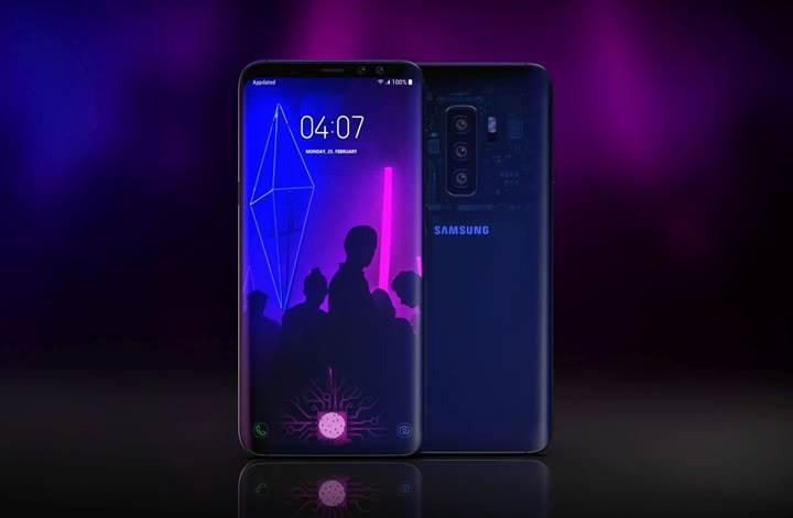 Samsung Galaxy S10+ çift selfie kamerası ile gelebilir