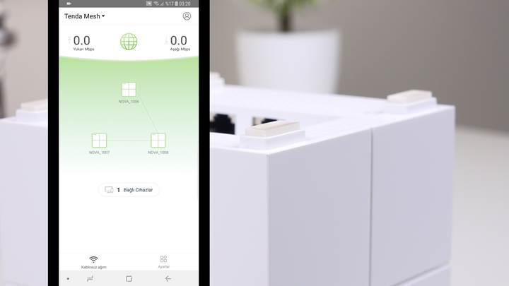 Fiyat/Performans Wi-Fi Mesh çözümü