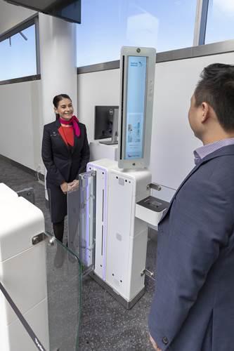 Sidney Havalimanı'nda pasaport yerine yüz tanıma sistemi kullanılacak