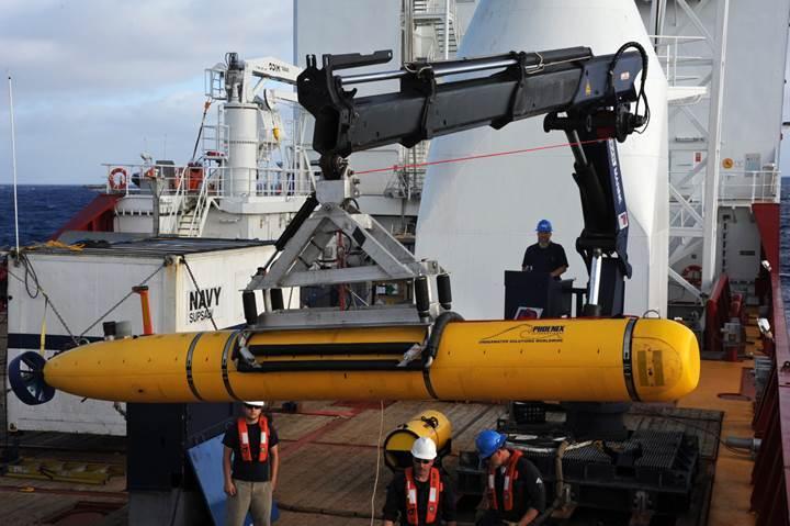 ABD donanmasına ait belgeleri Dropbox hesabında tutan mühendis yakalandı