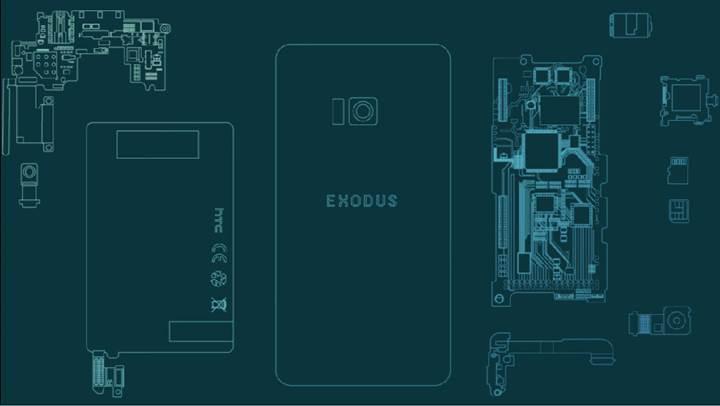 HTC'nin Exodus adlı blockchain telefonu sonbaharda çıkacak