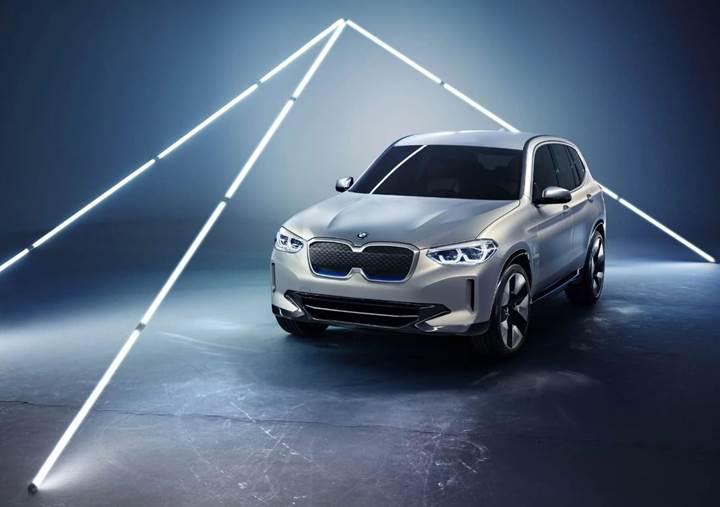 Elektrikli BMW iX3'ün Çin'de üretileceği resmi olarak onaylandı