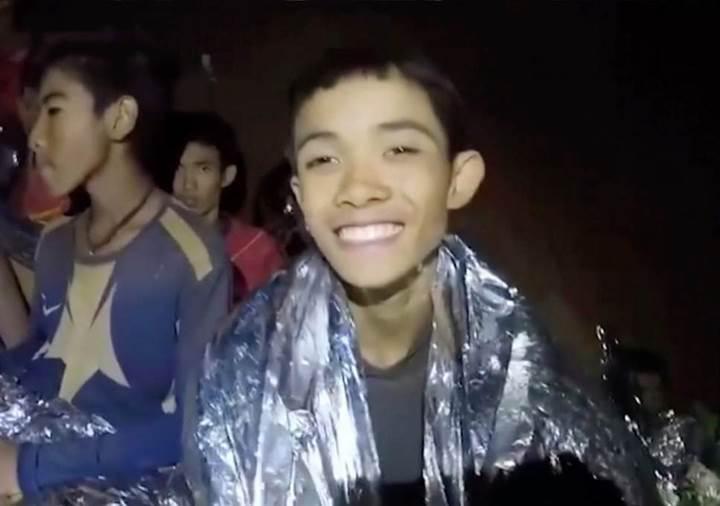 Tayland'da yaşanan mağaradan kurtarma operasyonu Hollywood filmi oluyor