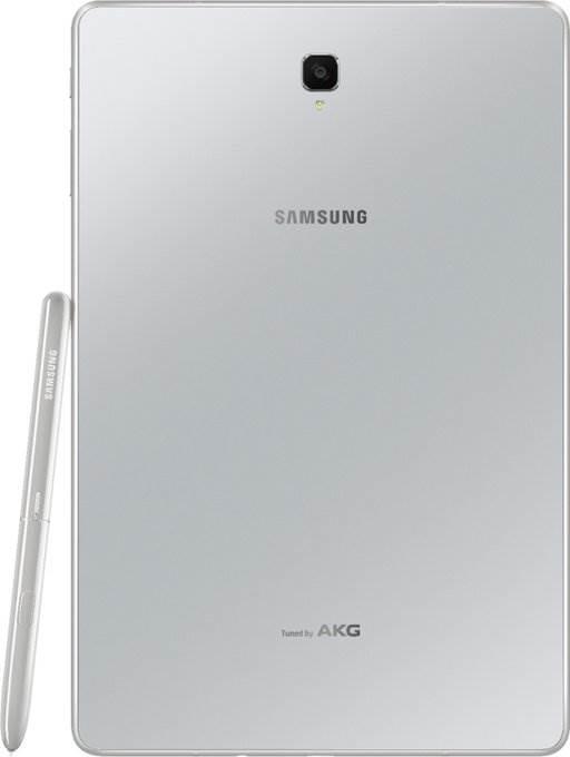 Galaxy Tab S4 en net görselleriyle karşınızda