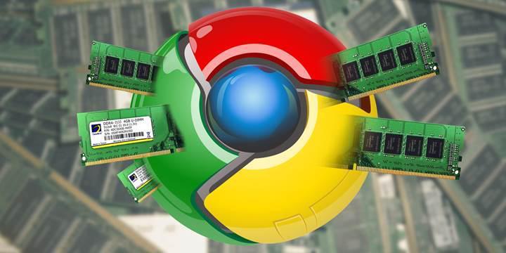 Spectre yamaları yüzünden Chrome tarayıcısı artık daha fazla RAM tüketiyor