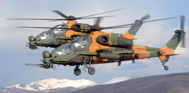 Türk savunma sanayii için büyük gün: 30 Atak helikopteri satışı