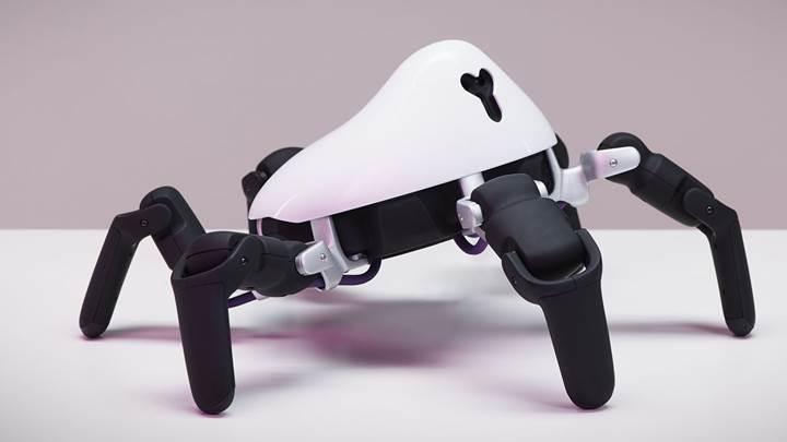 Bitkilere hareket özgürlüğü sağlayan robot: Hexa