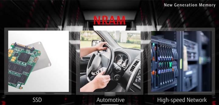 NRAM teknolojisine hazır olun