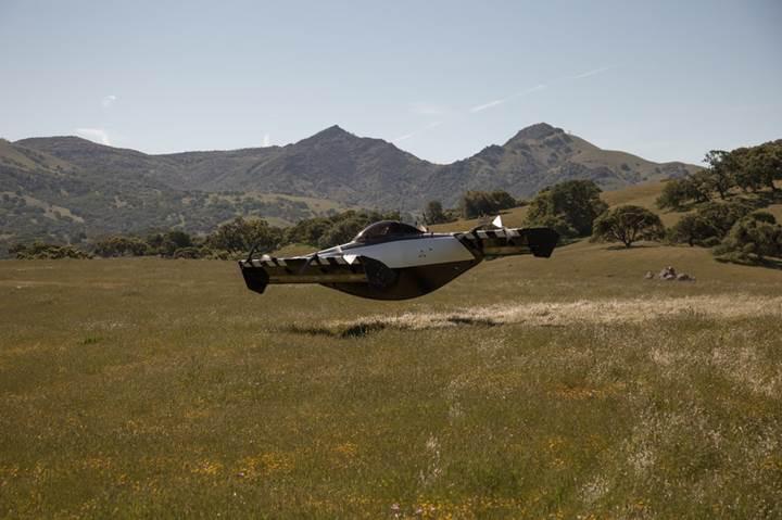 Uçuş lisansı gerektirmeyen kişisel hava aracı: BlackFly