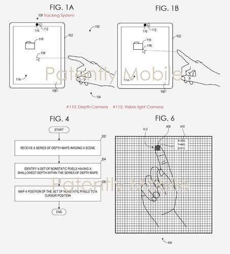 Microsoft Surface tablet için temassız giriş özelliğinin patentini aldı