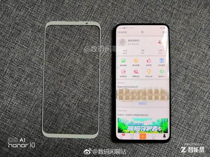 Tam ekranlı Meizu 16 Plus'ın görüntüsü sızdı