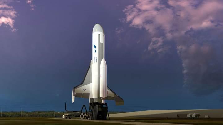DARPA deneysel uzay aracı motorunu başarıyla test etti