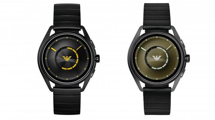 Emporio Armani yeni nesil Connected akıllı saatini duyurdu