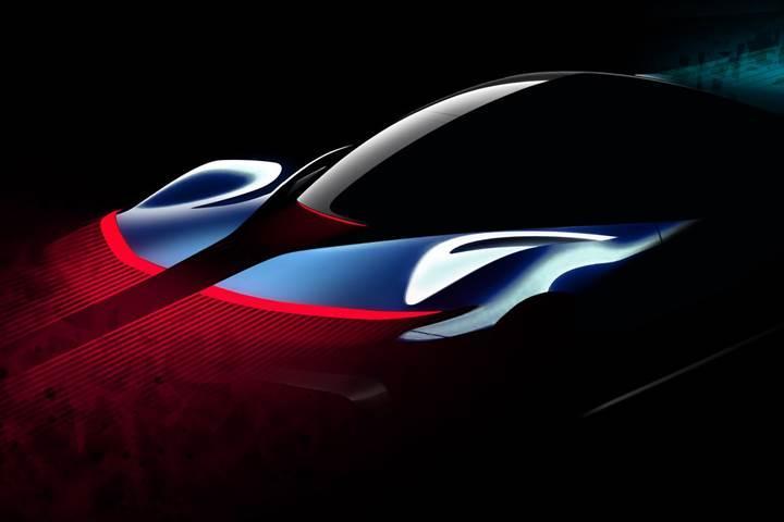 Ferrari'nin tasarımcısından 2 milyon dolarlık elektrikli hiper otomobil