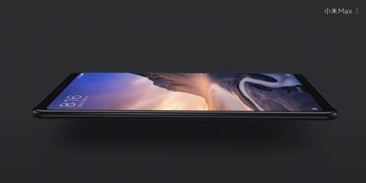 Xiaomi Mi Max 3'ün resmi görselleri yayınlandı