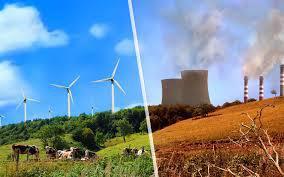 Fosil yakıtların kullanımı arttıkça yenilenebilir enerji yatırımları düşüyor
