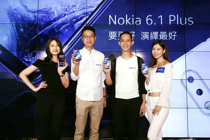 Nokia X6 resmen global pazara açıldı: Karşınızda Nokia 6.1 Plus