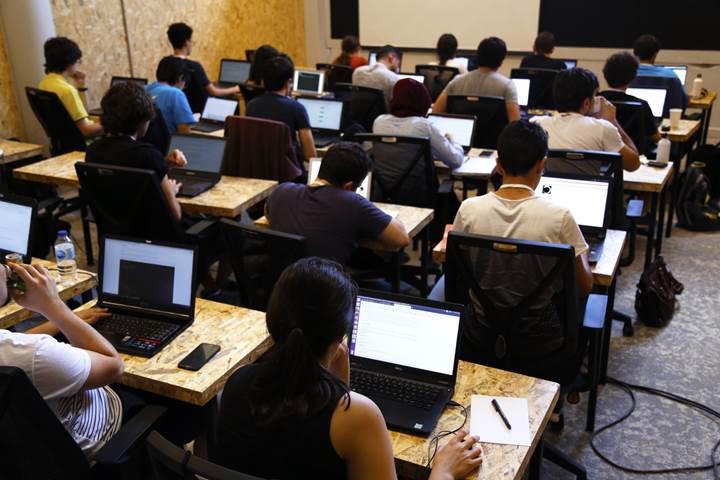 Geleceğin Bilgisayar Mühendisleri 3. inzva Algoritma Kampı'nda buluştu