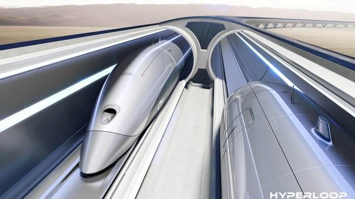 Çin'deki ilk hyperloop ağı için anlaşma imzalandı