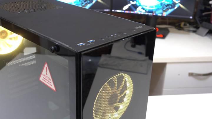 FSP CMT-510 RGB Fanlı ve Full Temperli Kasa İncelemesi