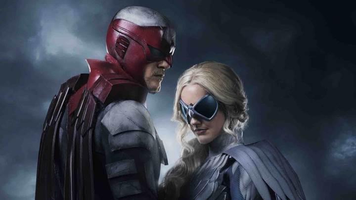 DC çizgi romanlarından uyarlanan Titans'ın ilk fragmanı yayımlandı