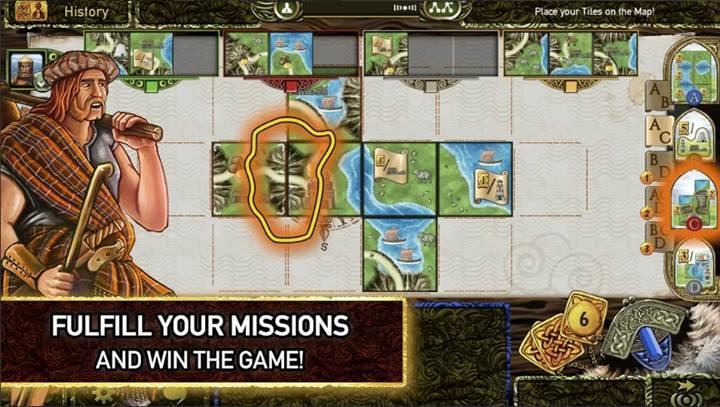 Isle of Skye masa oyunu IOS ve Android için yayınlandı