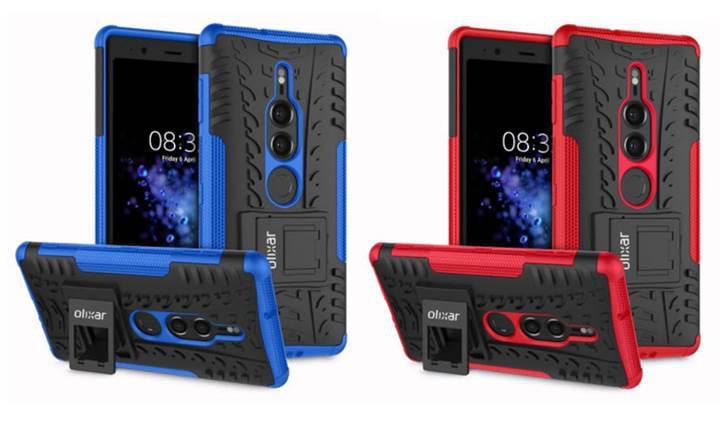 Sony bildiğimiz gibi: Xperia XZ3 kalın çerçeveli tasarımıyla göründü