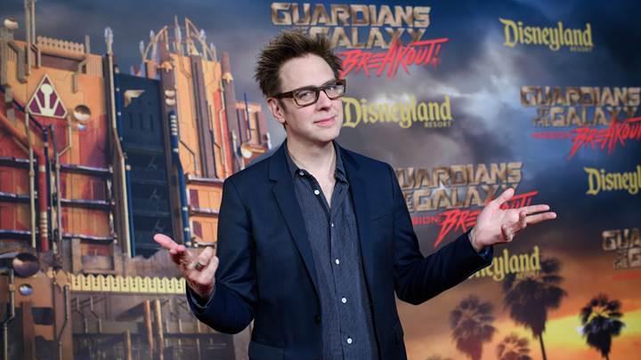 Guardians of the Galaxy yönetmeni James Gunn kovuldu