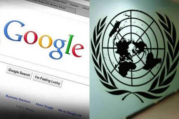 Birleşmiş Milletler ve Google iklim değişikliğinin etkilerini araştıracak
