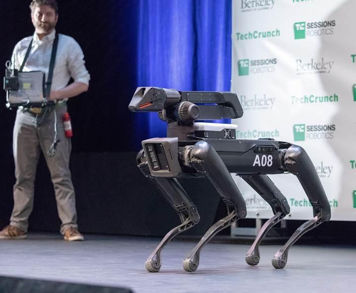 Boston Dynamics, yılda tam 1000 adet 'robot köpek' üretecek