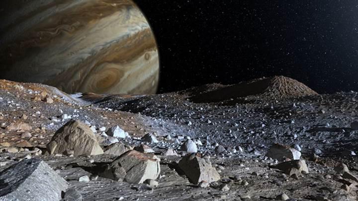 Europa'da uzaylı yaşam formu olabilir mi? İşte bilim insanlarının yeni görüşleri