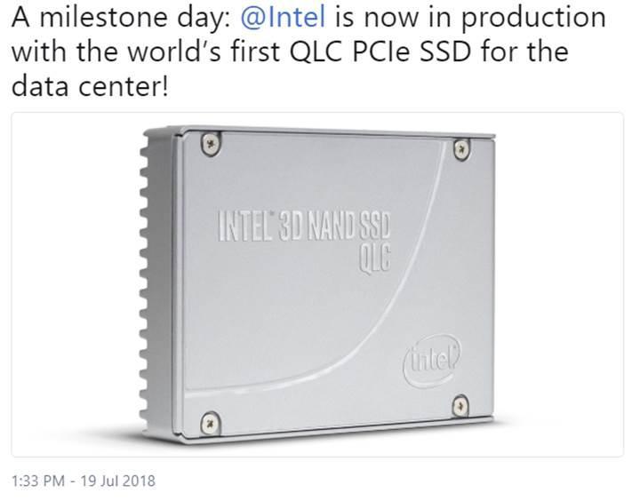 QLC NAND bellek savaşı kızışıyor