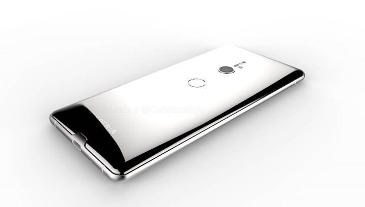 Sony Xperia XZ3 yenilenen tasarımıyla karşınızda