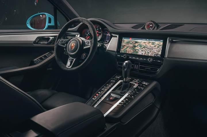 2018 Porsche Macan tanıtıldı! İşte tasarımı ve özellikleri