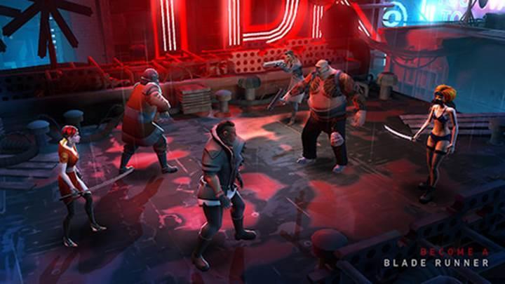 Blade Runner 2049'ın beta sürümü Android üzerinden kullanıcıyla buluşuyor