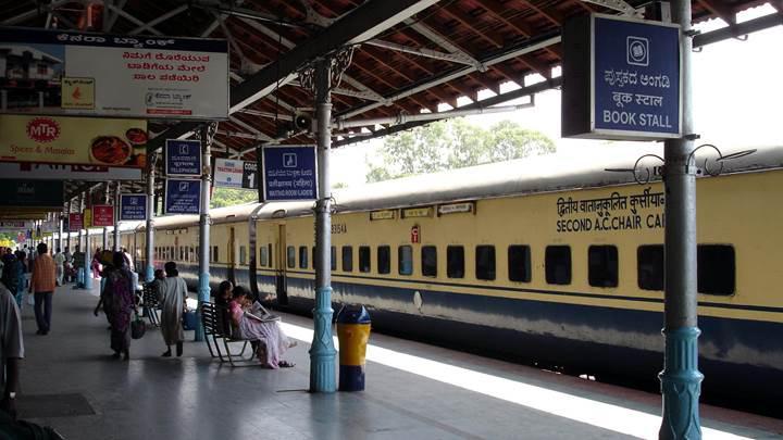 Hindistan'da devlete ait demir yolları operatörü müşterilerin verilerini satabilir