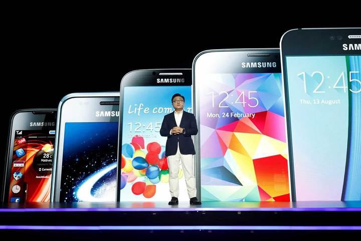 Samsung Galaxy J serisi sonlanıyor, sırada Galaxy P ve R var