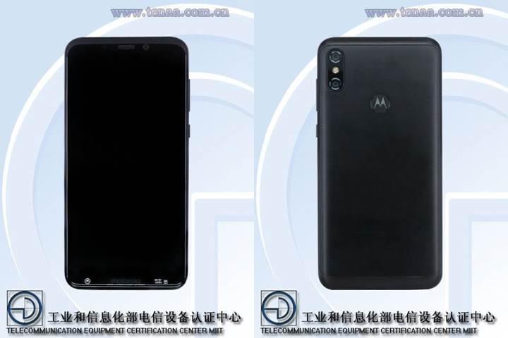Motorola One Power'ın tüm özellikleri ortaya çıktı