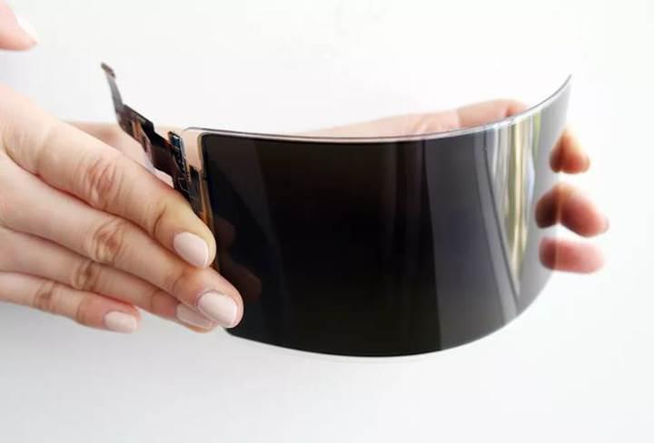 Bu ekran kırılmıyor: Samsung'dan kırılmaz OLED panel!
