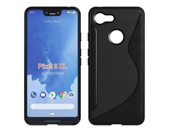 Google Pixel 3 XL tasarımı ortaya çıktı