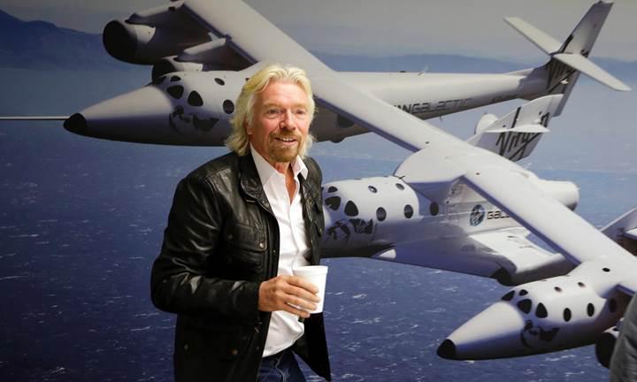 Richard Branson, Virgin Galactic ile bu yıl uzaya çıkacak